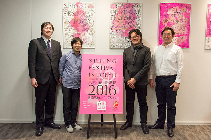 左より)勝山大舗、芳賀史徳、亀井良信 、伊藤圭