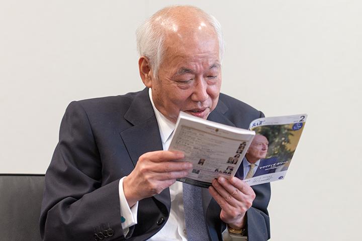 鈴木幸一(東京・春・音楽祭 実行委員長/株式会社インターネットイニシアティブ 代表取締役会長)