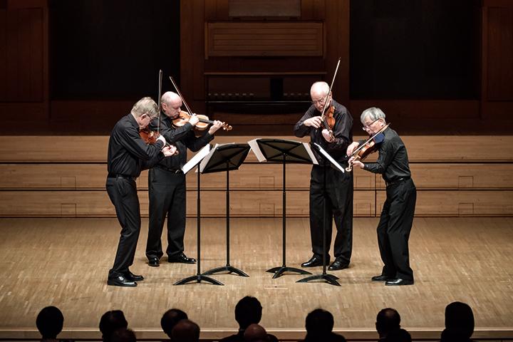 東京・春・音楽祭  2020【フォトギャラリー】バイロイト祝祭ヴァイオリン・クァルテット