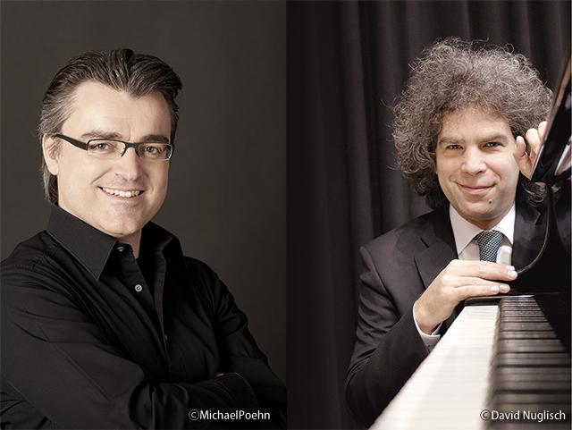 マルクス・アイヒェ(バリトン)&クリストフ・ベルナー(ピアノ ...