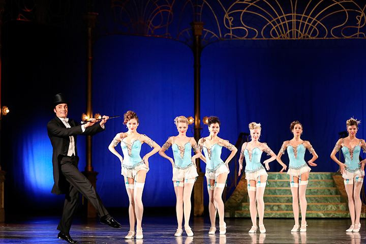 Marco Di Sapia (Boni), Wiener Staatsballett 〈チャルダーシュの女王〉より マルコ・ディ・サピア(ボニ)、ウィーン国立バレエ