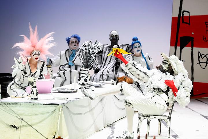 2015年12月アヒム・フライヤーによる新演出、オペラ《ドン・ジョヴァンニ》