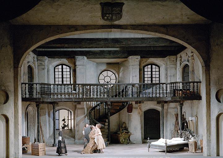《フィガロの結婚》 (Photo:Wiener Staatsoper_Axel Zeininger)