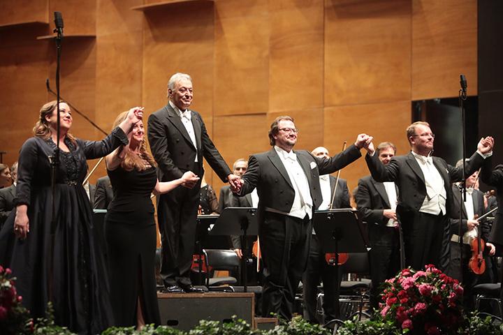 フィレンツェ五月音楽祭 開幕コンサートより Photo: Gianluca Moggi