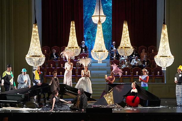 Photo:Wiener Staatsoper / Michael Poehn