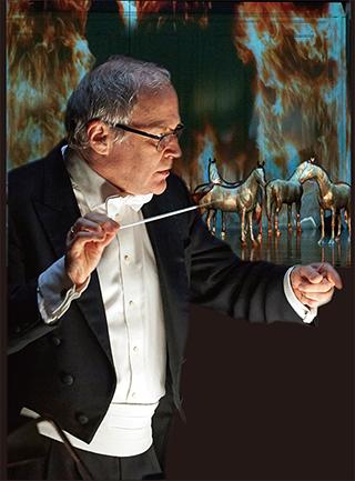 アダム・フィッシャー Photo:Wiener Staatsoper 《ワルキューレ》Photo:Wiener Staatsoper / Michael Poehn