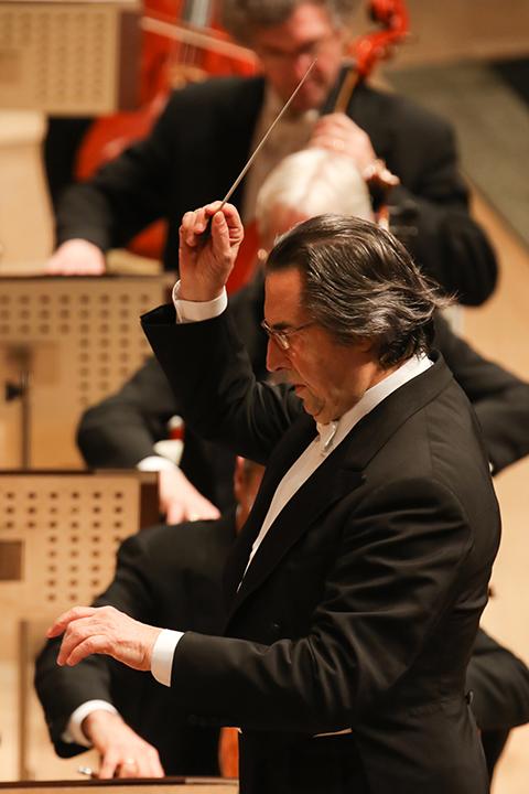 2016年1月、シカゴ交響楽団来日演奏会より (Photo:Kiyonori Hasegawa)
