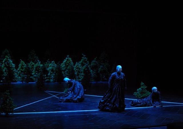 《神々の黄昏》 (ウィーン国立歌劇場公演より) Photo: Wiener Staatsoper