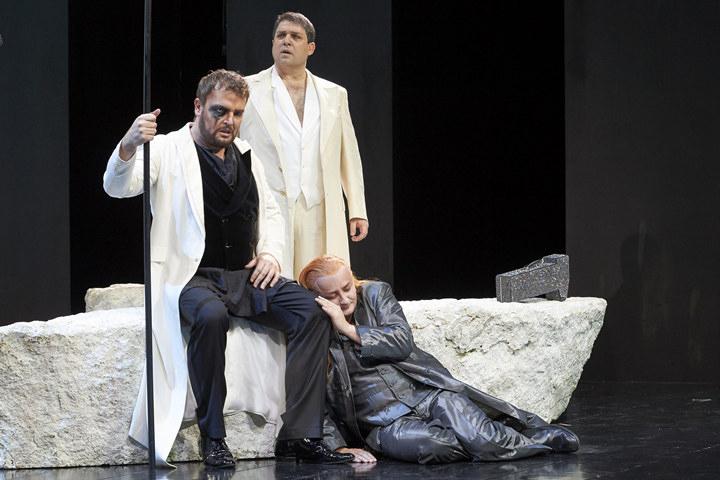 《ワルキューレ》 (ウィーン国立歌劇場公演より) Photo:Wiener Staatsoper / Michael Poehn