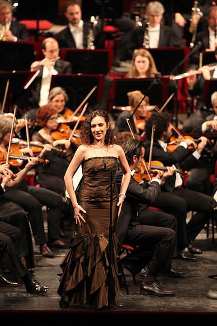 2010年ミラノで開催された「オペラリア」で