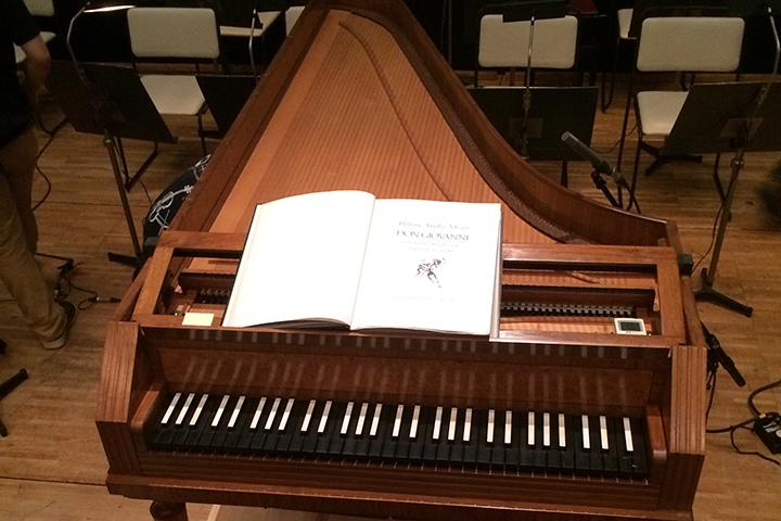 パッパーノが弾くフォルテピアノ