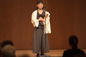 宮田まゆみ Photo:M.Terashi/TokyoMDE