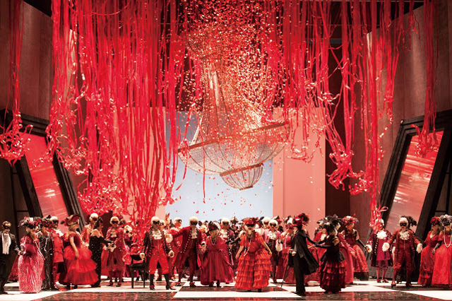 「仮面舞踏会」より ⒸTeatro Regio Torino