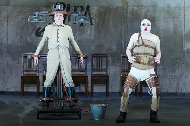 「ヴォツェック オペラ」の画像検索結果