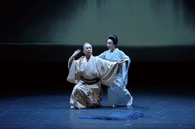 2012年『牧神の午後』より 写真提供:東京文化会館 ©青柳聡
