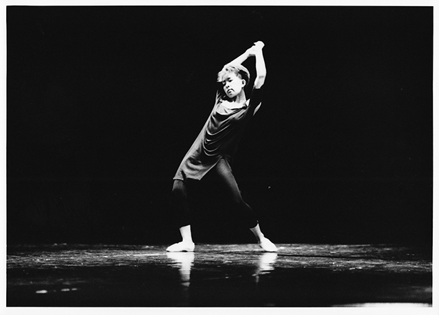 黒沢美香『Wave』(1985年) 撮影:スタッフ・テス