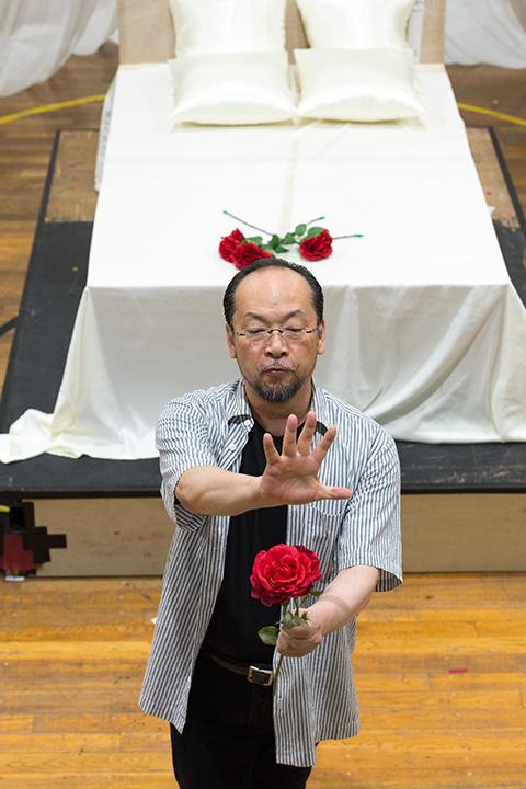 ミダス(福井敬) Photo:M.Terashi/TokyoMDE