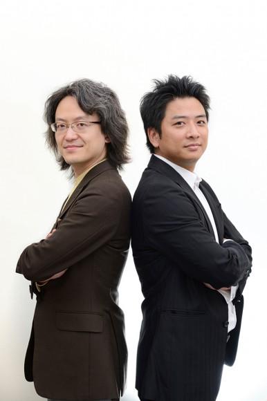 左:鈴木優人 右:藤木大地 ©藤本史昭