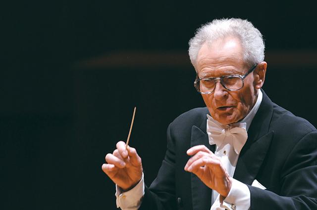 スタニスラフ・スクロヴァチェフスキ ©読売日本交響楽団