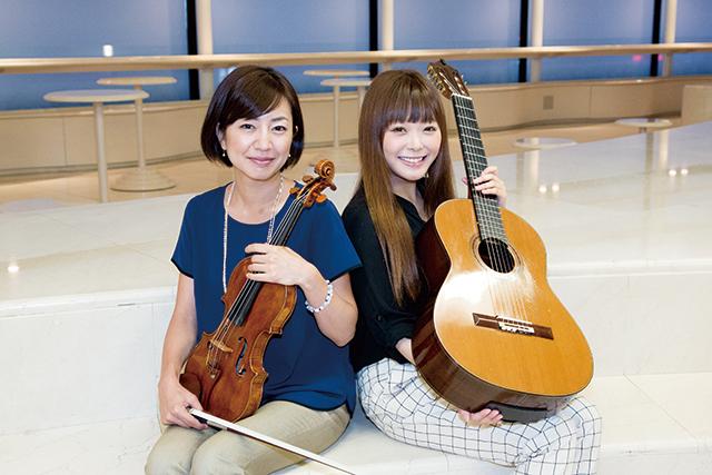 左:奥村 愛  右:朴 葵姫 ©Hikaru.☆
