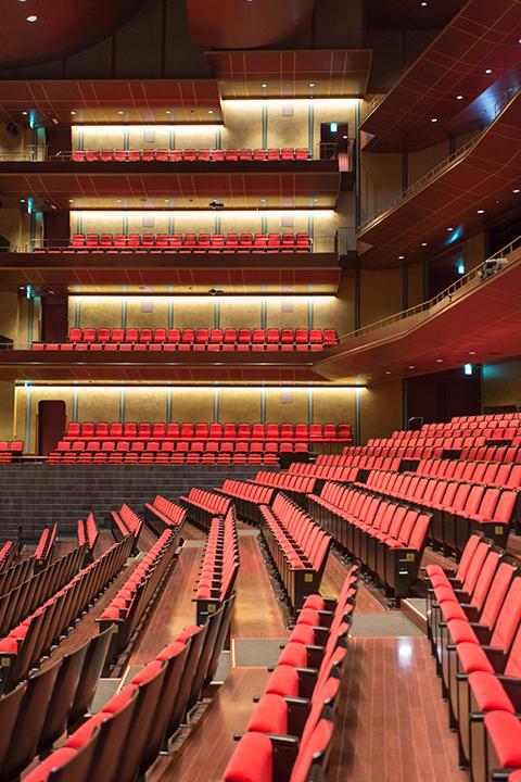 1階席下手奥から PhotoM.Terashi/TokyoMDE