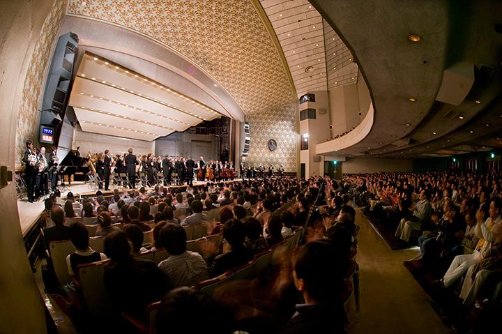 日露友好 ショスタコーヴィチ交響曲全曲演奏プロジェクト2007から Photo:K.Miura