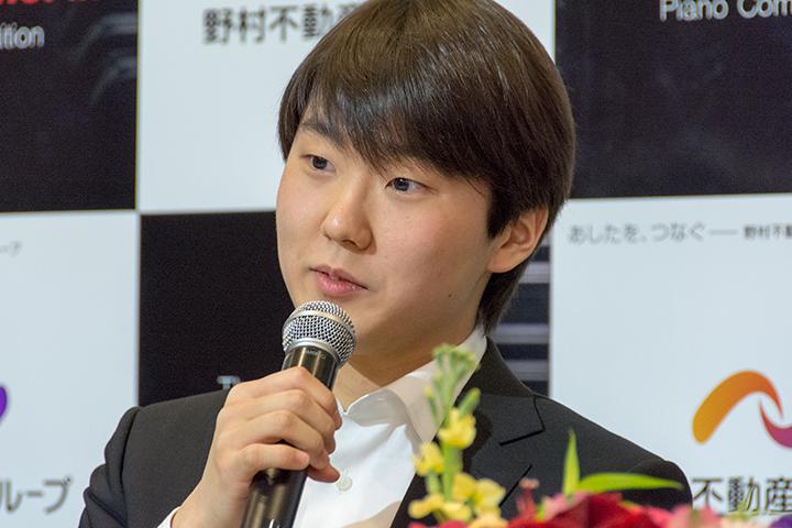 チョ・ソンジン(韓国/第1位、ポロネーズ賞)