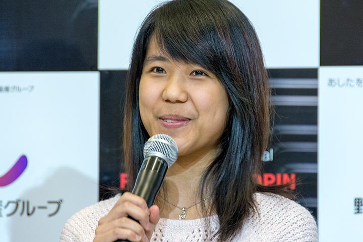 ケイト・リウ(アメリカ/第3位、マズルカ賞)