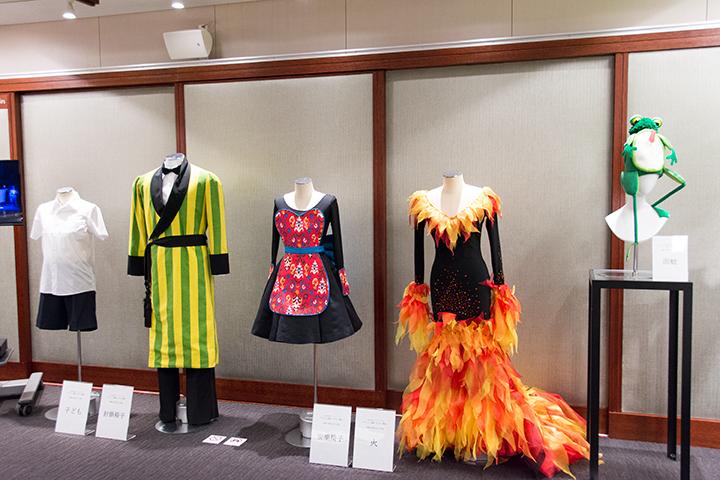 オペラ《こどもと魔法》(サイトウ・キネン・フェスティバル 松本)がグラミー賞受賞で話題だが、こちらは、小澤征爾音楽塾公演での同作品で実際に使用された衣裳と小道具