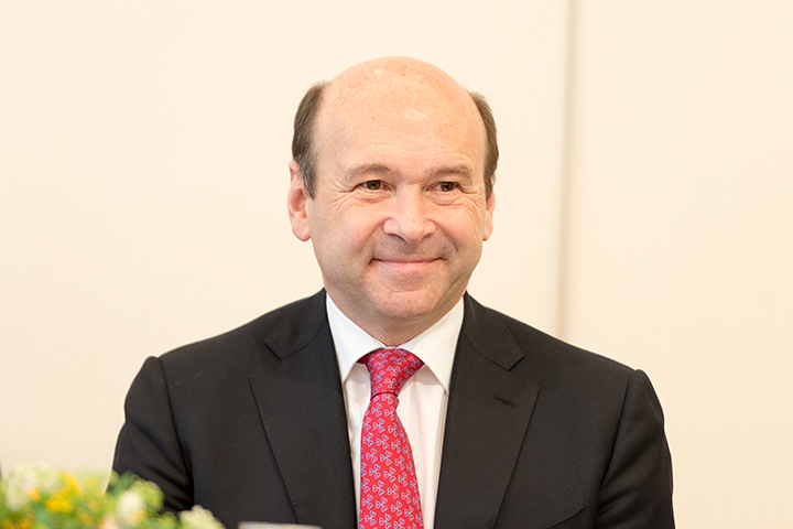 ドミニク・マイヤー総裁