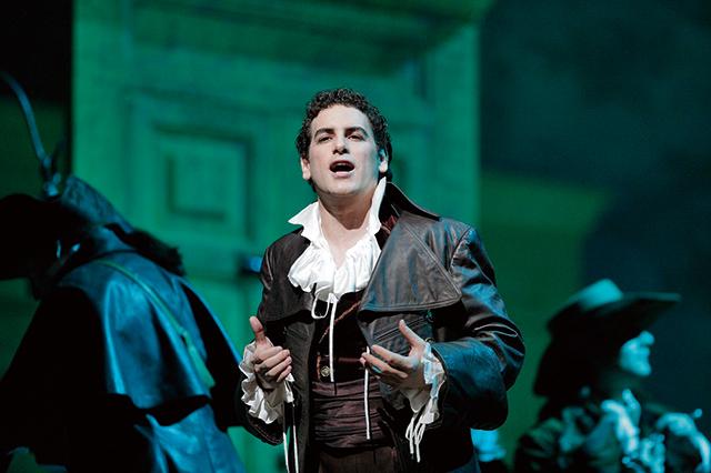 《セヴィリャの理髪師》 ©Ken Howard/Metropolitan Opera