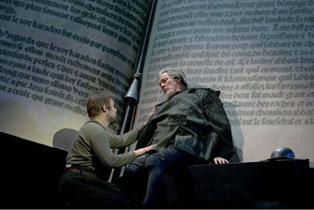 《ドン・キショット》  マリインスキー劇場のヤニス・コッコス演出《ドン・キショット》はフルラネットのために制作されたプロダクション マリインスキー・アカデミーの有望な歌手たちと共演した
