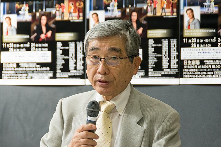 中山欽吾(東京二期会 理事長)