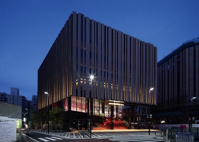 東京建物 Brillia HALL 11月にオープン! – ぶらあぼONLINE